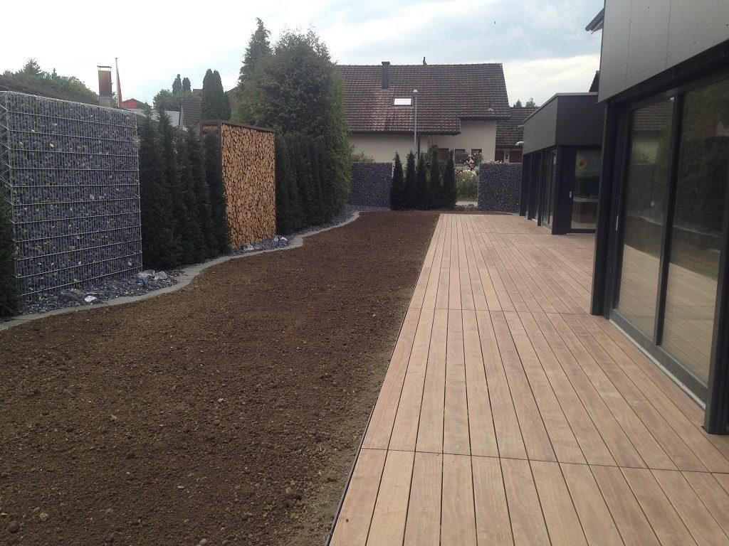 Garten Neuanlage Schweiz Beispiele Idee Garten Neuanlage Schweiz Thurgau