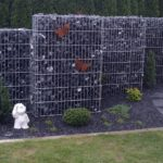 Gartengestaltung mit Naturstein Mauer Münchwilen Gartenpflege Thurgau