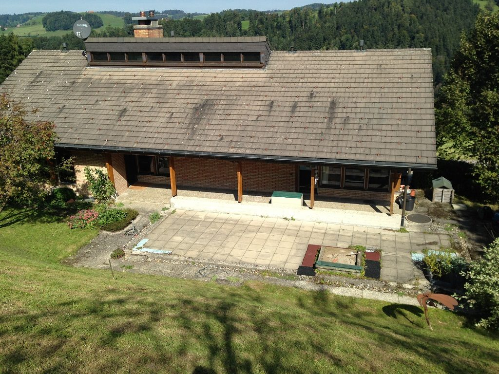 Gartenarbeiten EFH Mogelsberg St.Gallen